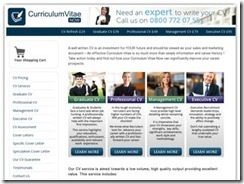 Great CV Here comes the Interview