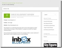 Lean all you need to know about inbox blueprint