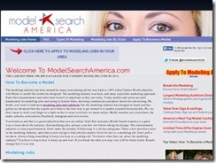 Model Search America, kickstarting careers all over the States