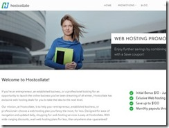 About the Hostcollate