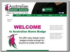Custom Design Name Badges